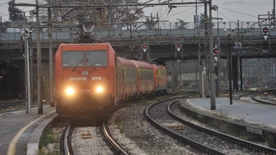 Certa, la morte viaggia in treno