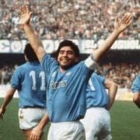Napoli, cittadinanza onoraria a Diego Armando Maradona il 5 luglio