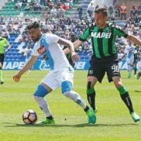 Biglietti falsi a Sassuolo-Napoli: denunciati 35 tifosi napoletani