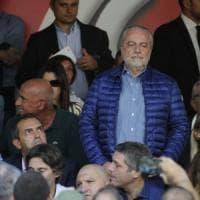 Camorra e calcio, audizione all'Antimafia. De Laurentiis: