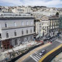 Napoli, dopo 4 anni riapre l'Arco Mirelli