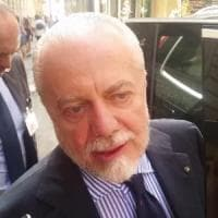Camorra e calcio, audizione all'Antimafia. De Laurentiis:
