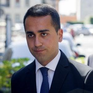 """Di Maio a Potenza: """"Alle elezioni da soli, l'allenza con la Lega è una balla"""""""