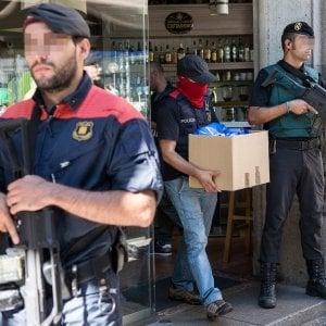 I soldi della camorra investiti a Barcellona in ristoranti e pizzerie: scatta il blitz