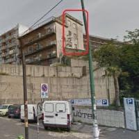 Torre Annunziata, la palazzina prima del crollo