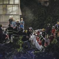 Crollo palazzina a Torre Annunziata: individuata anche l'ottava vittima