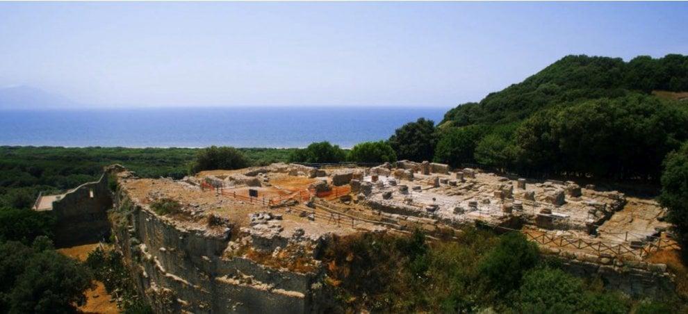 Il jazz tra le rovine dell'antica Cuma