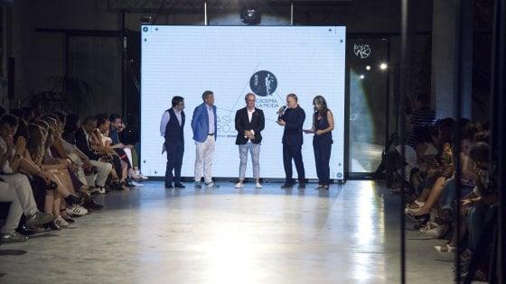 La sfilata dei dicei giovani stilisti dell 39 accademia della for Accademia moda napoli