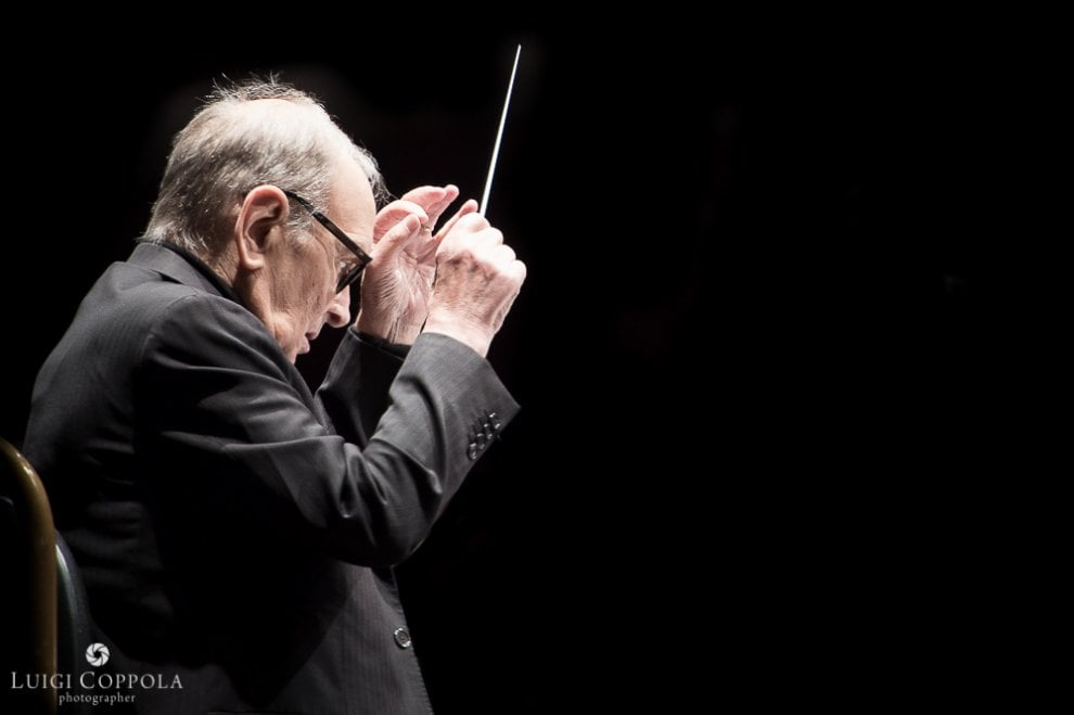 Cittadinanza onoraria di Caserta a Ennio Morricone: stasera il secondo concerto del maestro