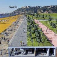 Napoli, dall'Italsider alla spiaggia: così rinascerà Bagnoli nel 2024