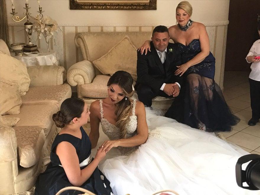 Il matrimonio evento di Alessia Cinquegrana