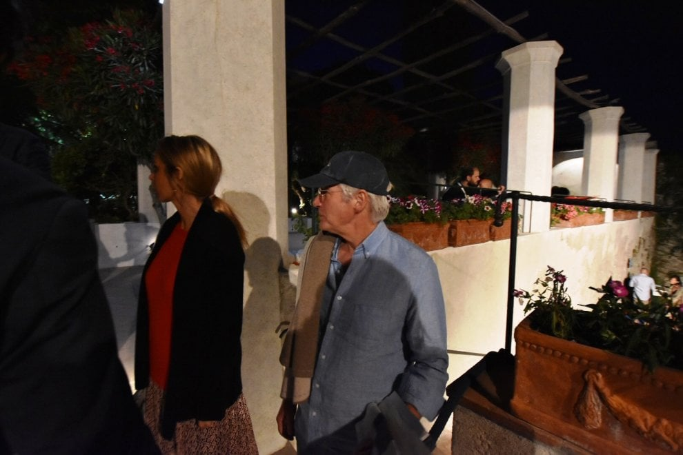Richard Gere al Ravello Festival