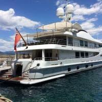 A Palinuro uno degli yacht più belli al mondo