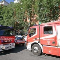 Gli incendi fanno la prima vittima in Campania: un morto a Giugliano