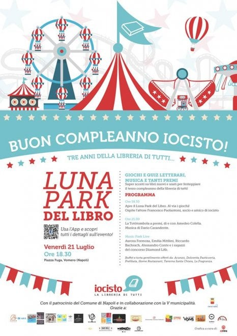Buon Compleanno Iocisto Con Il Luna Park Del Libro 1 Di 1 Napoli