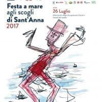 Sant'Anna, Ischia tra Totò e tradizione: la sfilata delle barche nella Festa sul mare