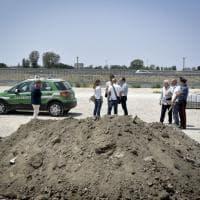 Rifiuti tossici in terreni tav ad Afragola, partono le operazioni di scavo