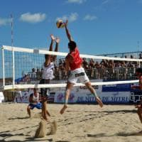 Il campionato di beach volley arriva in Campania: tappa a Casal Velino