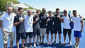 Mondiali, Sanzullo ancora protagonista: è bronzo con la staffetta