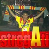 Benevento: da quando aveva 3 anni segue il Benevento calcio