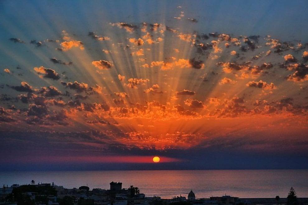 Risultati immagini per tramonto