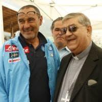 Dimaro, Sepe a De Laurentiis: