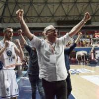 Basket: Cuore Napoli, prima in A2 al Palabarbuto contro Roma