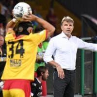 Benevento, esordio in serie A sul campo della Samp