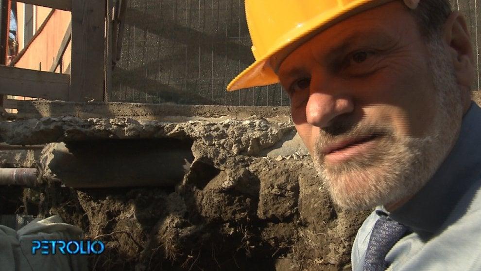 Le immagini del ritrovamento della tomba di Nigidio in esclusiva su Petrolio, venerdì sera su Rai 1