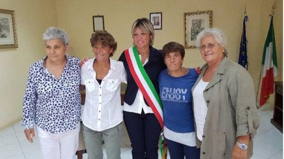 Avellino, celebrate le prime unioni civili tra donne in comune