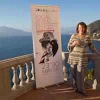 Claudia Cardinale, madrina al