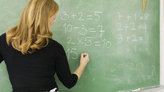 Se mancano i prof di Matematica