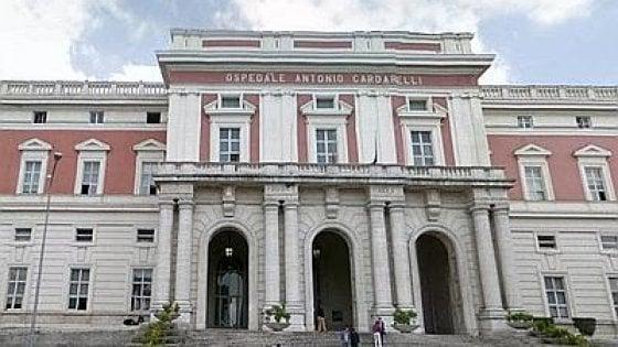 Falsi referti al Cardarelli di Napoli, licenziati 3 medici