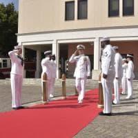 Us Navy, cambio di comando, arriva un top gun a Capodichino