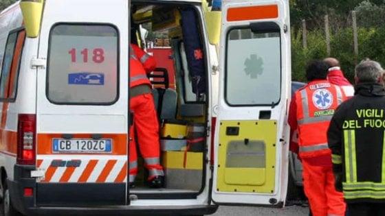 Dramma in Irpinia, bombola in fiamme: bimbo è grave