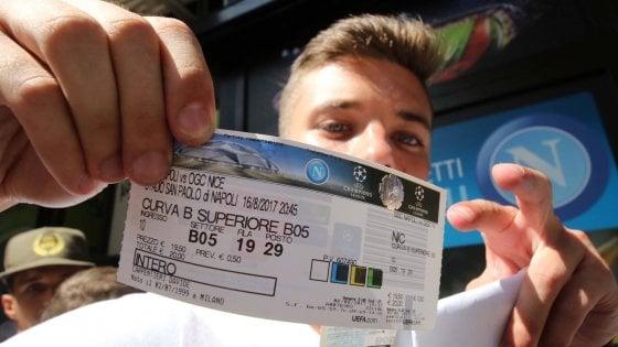 Napoli. Champions League, già venduti 17mila biglietti