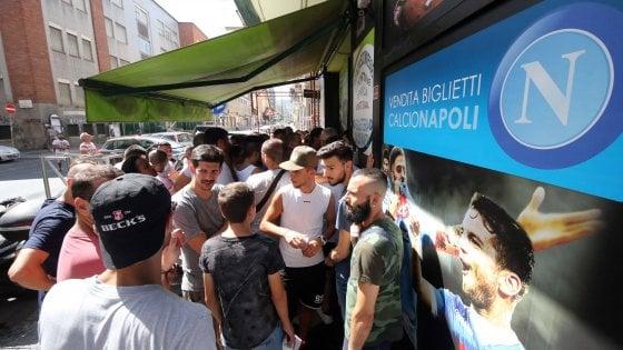 FEBBRE CHAMPIONS - Napoli - Nizza, sono già 17.000 i biglietti venduti!