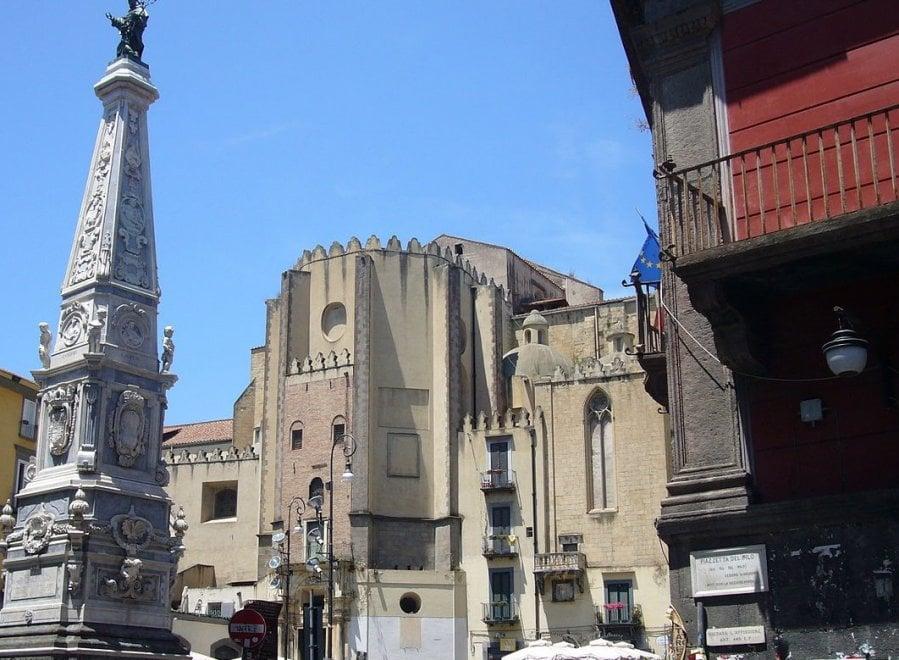 Mozart in do maggiore al complesso di San Domenico Maggiore