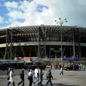 Napoli-Nizza, niente tifosi francesi al San Paolo