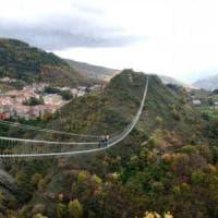 Potenza,  San Lorenzo col naso all'insù, a 120 metri d'altezza