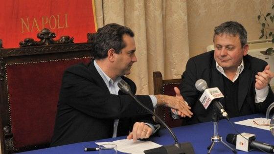 De Magistris firma il decreto: D'Angelo alla guida di Abc
