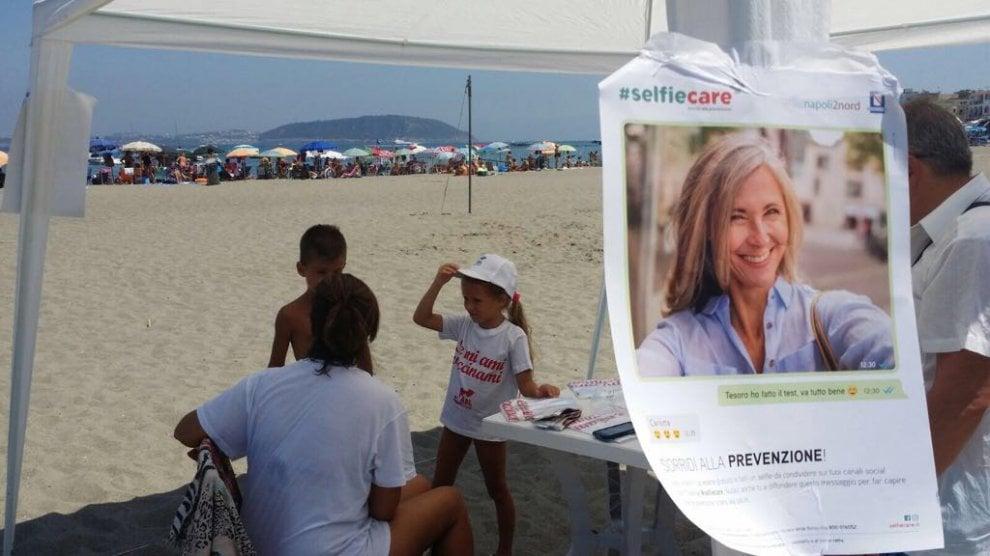 Ischia e Procida, gazebo in spiaggia per l'assistenza sanitaria