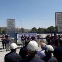 Potenza, gli operai Italsider ricordano Giuseppe Santoro, travolto da un treno nove anni fa