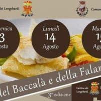 Festa del baccalà e della falanghina a Ponte