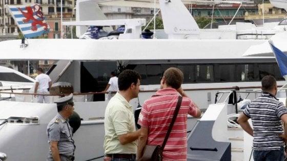 """Napoli: molo si """"allarga"""" di 230 metri quadri"""