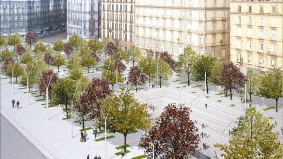 Piazza Garibaldi 2018, una metro ad arte per Napoli