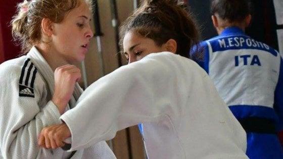 Un bronzo Mondiale per la judoka napoletana Giovanna Fusco