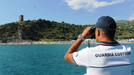 Cilento, blitz della Guardia Costiera contro gli acquascooter
