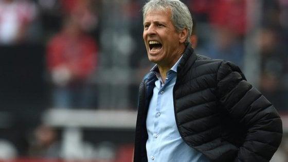 """Champions: Favre avvisa il Nizza: """"Napoli forte e compatto"""""""