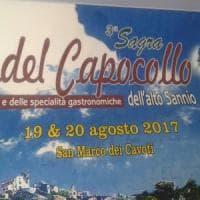 Benevento: San Marco dei Cavoti sagra del Capocollo